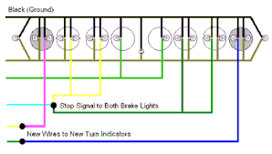 tail light wiring colors tail image wiring diagram need tail light wiring diagram third generation f body message on tail light wiring colors