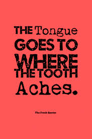 Funny Toothache Quotes