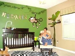 jungle nursery decor decorating ideas safari baby bedrooms