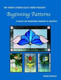 Stained Glass Pattern Books Mesmerizing The Vinery Stained Glass Studio For All Your Stained Glass