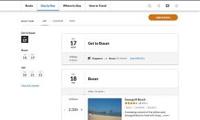 Inspirock Create A Personalised Travel Itinerary In Minutes With