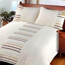modern striped duvet cover set bedding quilt cover