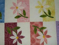 shadow daisy quilt pattern | found on quiltingboard com ... & I saw a quilt like this on a yahoo group, the maker had seen a friend's who  had seen it someplace else and made one. It's a very popular pattern! Adamdwight.com