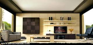 modern tv wall design wall design stylish idea wall decoration for living room remarkable cream shade