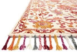 beige pink orange boho bohemian tassel area rug pink and orange chevron rug pink and orange persian rug pink and orange ikat rug