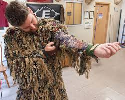 the gie cat guard arm guard is a great accessory for the ghillie suit