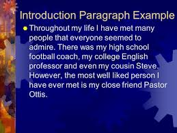 parts of an expository essay  introduction  body paragraphs  4 introduction paragraph example