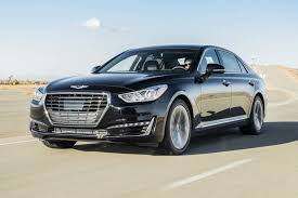 2017 Genesis G90 3.3T AWD First Test Review