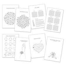 Filzsocke ausschneiden und querstreifen aufkleben. Hochzeitsmalbuch Pdf Download Weddingstyle Collection
