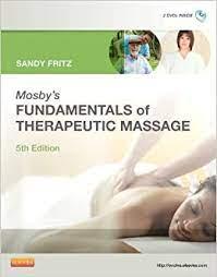 Amazon   Mosby's Fundamentals of Therapeutic Massage, 5e   Fritz BS MS  NCTMB, Sandy   Massage