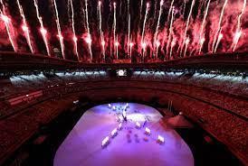 افتتاح أولمبياد طوكيو: حفل بسيط ومسيرة للرياضيين في استاد فارغ