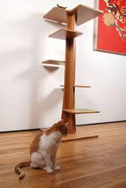 modern design cat furniture. Wood Contemporary Cat Furniture Modern Design O