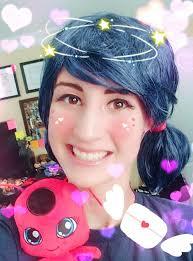 marinette miraculous ladybug makeup test