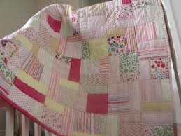Patchwork Quilt Reversible Pink Flowers And Stripes on Luulla & patchwork quilt reversible pink flowers and stripes Adamdwight.com