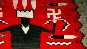Traditional navajo rugs Woman Navajo Rug Rejuvenation Navajo Rug History Detectives Pbs