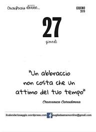 Calendariopoetico Cresypoesia Donne Il Calendario Saggio
