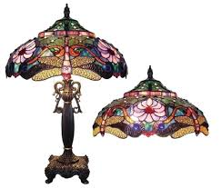 dragonfly table lamps dragonfly table lamp id tiffany style dragonfly table lamp 26 inches