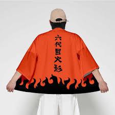 Nhật Bản Anime Naruto Hokage Akatsuki Cosplay Kimono Haori Nam Nữ Cardigan  Áo Yukata Với Obi Truyền Thống Nhật Bản Quần Áo|Quần Áo Châu Á & QĐThái  Bình Dương