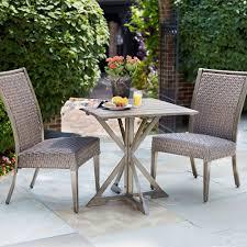 best 3 piece patio furniture bistro sets patio dining furniture patio furniture the home home design concept