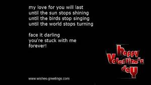 funny valentines poems for him humorous