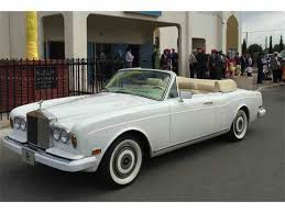 Classic Rolls Royce Corniche For Sale On Classiccars Com