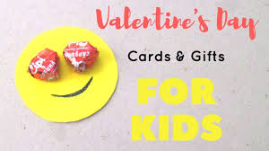 diy valentine s day cards and gifts for kids to make easy valentines crafts