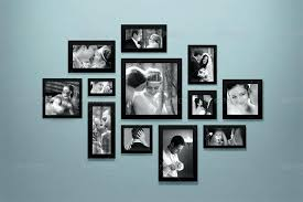picture frames on wall. Wall Picture Frames Ideas On