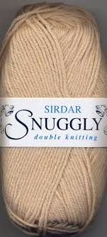 Sirdar Snuggly Dk Baby Beige Shade 429 We Have Almost Every