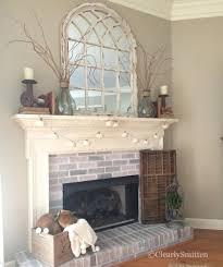 Exquisite Decoration Above Fireplace Ideas Gorgeous Best 25 Over Decor On  Pinterest Fire Place