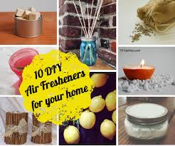 10 DIY Air Fresheners To Make Your Home Smell Good
