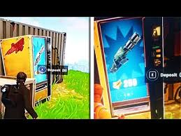 How To Get A Vending Machine Location Gorgeous ALL Vending Machine LOCATIONS In Fortnite NEW Vending Machine