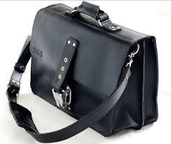 custom made premium leather bag leather laptop bag lawyers bag doctor bag
