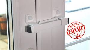 french door security bar.  Bar The Burglarybuster 1 French Door Security Device With Bar I