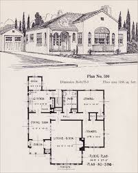 spanish revival style home 1926 universal plan service no 543