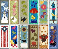 Easy Appliqué Quilt Design: 6 Patterns to Admire & full_4988_66908_AYearofMiniQuiltsBOM_1 Adamdwight.com