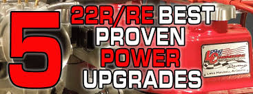 LC ENGINEERING 5 Top 22R/RE power upgrades