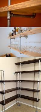 Shelving Materials, examples