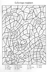 Coloriage Magique 4 Imprimer Coloriages Magiques T L Charger