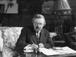 Chesterton Quotes Best The Seven Most Popular GK Chesterton Quotes He Never Said