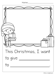 Print the worksheets about christmas and complete the exercises to help you practise your english! Free Christmas Printables Christmas Writing Kindergarten Writing Christmas Kindergarten