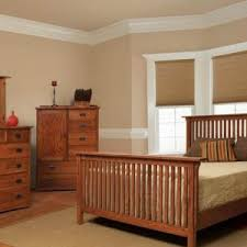 American Mission Bedroom Set