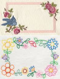 Embroidered Quilt Labels: How and What to Stitch & Photos ... Adamdwight.com