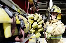 Ramstein Fire Department Burns Through Competition Kaiserslautern