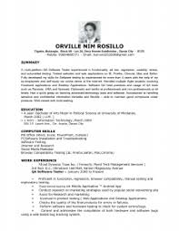 Cute Entry Level Software Developer Resume Examples For Trend Entry ...
