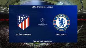 Atletico Madrid vs Chelsea | UEFA Champions League 2021 | PES 2021 Gameplay  PC - YouTube