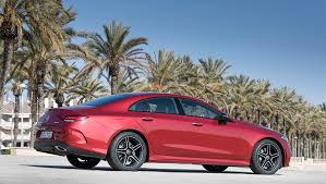 It has powerful engines, a composed ride, and a swanky interior. Mercedes Benz Cls 2018 Pricing And Specs Car News Carsguide