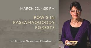Indigenous Methodologies - POW's in Passamaquoddy Forests w/ Dr ...