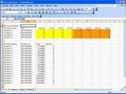 How To Forecast In Excel Excel Sales Forecasting Heise Download
