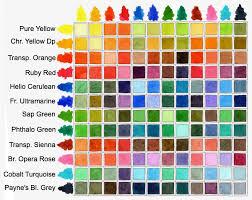 Introducing 2018 Custom Schmincke Palette By Wet Paint