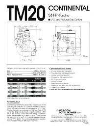 continental engine continental tm27 engine continential engines continental tm20 power unit continental tm20 power unit